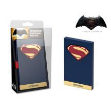 TRIBE POWER BANK DECK 4.000 mAh DC MOVIE SUPERMAN