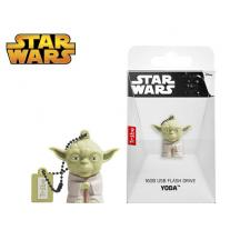 TRIBE FLASH DRIVE USB 3D SW YODA 16GB