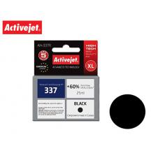 ACTIVEJET INK ΓΙΑ HP #337XL BLACK C9364EE ΑΗ-364 25ml (Α)