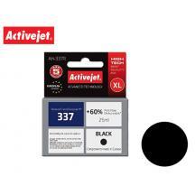 ACTIVEJET INK ΓΙΑ HP #337XL BLACK C9364EE ΑΗ-364 25ml (Α)