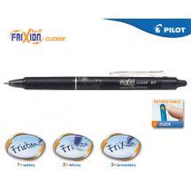 PILOT ΣΤΥΛΟ FRIXION CLICKER 0.7mm ΜΑΥΡΟ 12Τ.