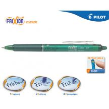 PILOT ΣΤΥΛΟ FRIXION CLICKER 0.7mm ΠΡΑΣΙΝΟ 12Τ.