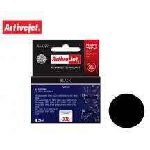 ACTIVEJET INK ΓΙΑ HP #338XL BLACK AH-765 25ml (Α)