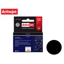 ACTIVEJET INK ΓΙΑ HP #339XL BLACK ΑΗ-767 35ml (Α)