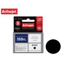 ACTIVEJET INK ΓΙΑ HP #350XL BLACK CB336 ΑΗ-E36 35ml (Α)