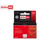 ACTIVE JET INK ΓΙΑ CANON #PG-510 BLACK AC-510 12ml (Α)