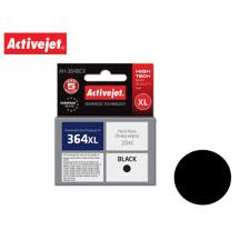 ACTIVEJET INK ΓΙΑ HP #364XL BLACK CN684 AH-364BCX 20ml (Α)