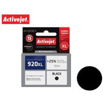ACTIVEJET INK ΓΙΑ HP #920XL BLACK CD975 ΑΗ-920BCX 50ml (Α)